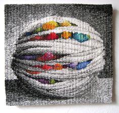 CHRISTINE SAWYER | British Tapestry Group, Colour Wrap