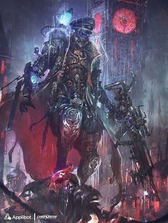 Art about fantasy, steampunk, comics, sci-fi and other lands of dreams. Art Cyberpunk, Cyberpunk Character, Character Art, Character Design, Character Ideas, Steampunk, Future Soldier, Ex Machina, Sci Fi Characters