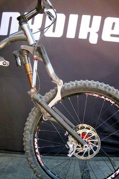 RAM quadrilateral suspension fork