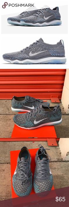 NIKE AUTHENTIC WOMENS FLYKNITS sz 7,7.5,8,9 New NIKE AUTHENTIC WOMENS FLYKNITS sz 7,7.5,8,9 New 100% authentic ! Itm#troc. Box Retail value $$$140 Nike Shoes