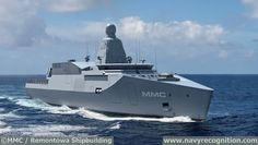 At the 14th Baltic Military Fair BALT-MILITARY-EXPO 2016 held in June in Gdansk, Poland, MMC Ship Design & Marine Consulting Ltd (MMC) & Remontowa Shipbuilding (Remontowa) unveiled a novel concept: A Stealth Logistic Support Vessel. MMC is an independent design company specializing in ships for the offshore industry and specialist ships. Remontowa is a member of Remontowa holding and a leading shipyard in Poland.