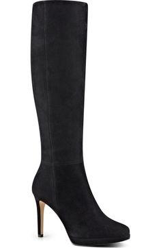 Nine West 'Okena' Knee-High Boot (Women) available at #Nordstrom