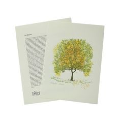 The Mimosa Print now featured on Fab.