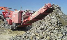 Mobile Crushing: Crushing Screening solutions for all applications in quarrying, mining, recycling, agriculture, infrastructure and construction. Golden Gate Bridge, Agriculture, Concrete, Pilot, Crushes, Recycling, Retail, Construction, River