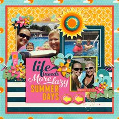 available at www.sweetshoppedesigns.com Summer Lovin' by Jady Day Studio and Penny Springmann