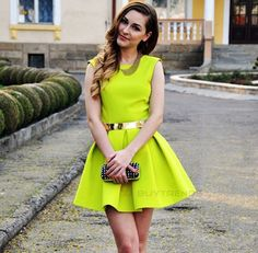 0894a94954 Women s Backless Solid Color Pleated Dress Sexy Bright-Coloured Party Dress   dress  fashion
