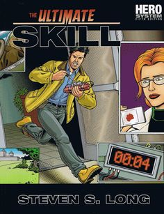 The Ultimate Skill: The authoritative 400-page treatment of Fifth Edition HERO System skills.