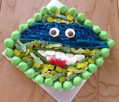 TMNT Leonardo sweetie cake by Norfolk Sweet Cakery