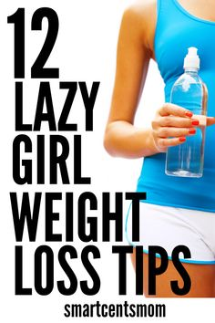Awesome Lazy Girl Weight Loss Tips that you can do at home or on the go! Awesome Lazy Girl Weight Loss Tips that you can do at home or on the go! Maybe we're lazy or maybe we're just really Diet Food To Lose Weight, Weight Loss Meals, Quick Weight Loss Tips, Weight Loss Drinks, Losing Weight Tips, Fast Weight Loss, Weight Loss Program, Healthy Weight Loss, How To Lose Weight Fast