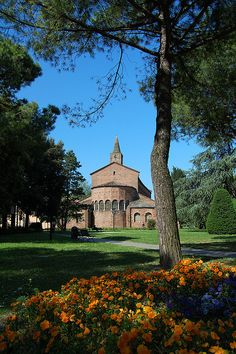 Ravenna - San Giovanni Evangelista, Emilia-Romagna, Italy
