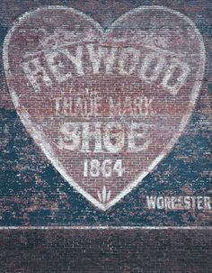 Etsy Finds: Ghost Signs