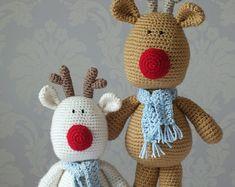 Easy Christmas Amigurumi : Amigurumi coro de navidad crochet pinterest amigurumi navidad