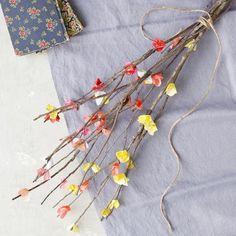 Paper Flowers - Quince | west elm