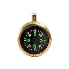 EDC Brass Compass