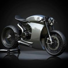 from - A rendering of how thinks a Ducati Panigale could look. Let's hope he builds one next! Peep his page for more. Cafe Bike, Cafe Racer Bikes, Cafe Racer Motorcycle, Moto Bike, Concept Motorcycles, Cool Motorcycles, Ducati Motor, Er6n, Luxury Cars