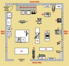 1000+ ideas about Woodworking Shop Layout on Pinterest | Woodworking ...