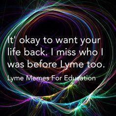 My favorite lyme disease meme yet. People don't realize how much it takes of you back pain meme Chronic Illness, Chronic Pain, Fibromyalgia, Lyme Disease, Autoimmune Disease, Back Pain, Memes, People, Life