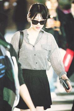 Airport Style | Sulli f(x)