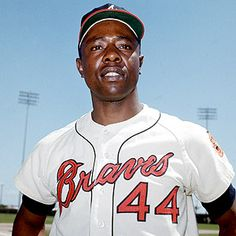 """On April 8th 1974, Henry Louis """"Hank"""" Aaron broke Babe Ruth's Homerun record with his 715th career HR.     In the months prior to this historical event, Hank received hate mail from many who didn't want to see a black man break Ruth's record. The threats extended to those who gave Aaron positive press coverage and they feared for Aaron's life.     Dodger Broadcaster Vin Scully addressed the racial tension in his call of the home run."""