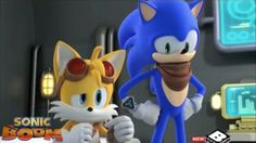 """Sonic Boom season two episode 28 """"Robots From The Sky Part 3"""""""