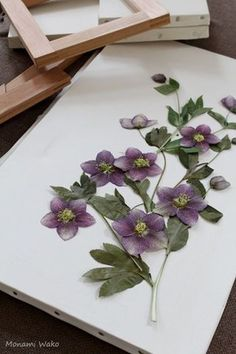 The Effective Pictures We Offer You About Dried Pressed Flowers framed A quality picture can tell you many things. You can find the most beautiful pictures that can be presented to you about Dried Pre Dried And Pressed Flowers, Pressed Flower Art, Dried Flowers, Art Flowers, Fleurs Diy, Christmas Rose, How To Preserve Flowers, Arte Floral, Leaf Art