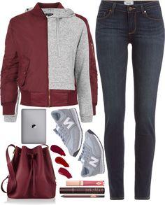 Outfits-Ideen Für Teenager-Mädchen