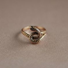 Snake Jewelry, Cute Jewelry, Jewelry Rings, Jewelry Box, Jewelery, Jewelry Accessories, Anillo Harry Potter, Piercings, Accesorios Casual