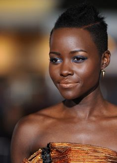 Can Lupita Nyong'o get anymore gorgeous?!