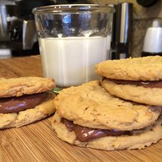Nutella, Marshmallow, Cream Cheese Filled Peanut Butter Sandwich Cookies.Now that's a mouthful to say, and so are these amazing cookies. As a stand alone omitting the filling, this has to be the best peanut butter cookie recipe I have found. But as usual, taking it up another notch is always a delicious experience. I made...Read More »