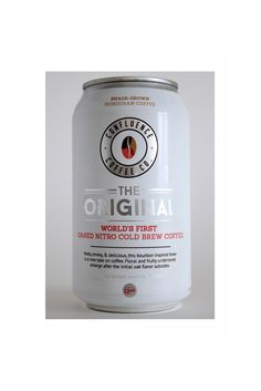 Confluence Coffee Co: Nitro Cold Brew Cans - Union Kitchen Coffee Packaging, Coffee Branding, Nitro Cold Brew, Nitro Coffee, Coffee Pods, Bourbon, Vodka Bottle, Coffee Shop, Brewing