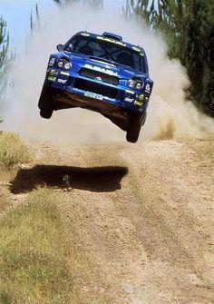 Flying Skooby. Visit www.breakeryard.co.uk for all your Subaru car parts.