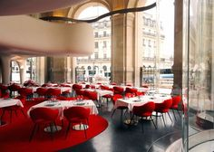 L'OPERA, Paris.  It took a lot to outdo Edinburgh's The Witchery for best meal of my life ... but L'Opera managed.