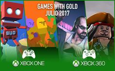 Games with Gold – Julio 2017 http://gameoverd.com/games-gold-julio-2017/