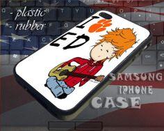 Ed Sheeran Cartoon  iPhone 4/4s/5c/5s/5 Case  by SUPREMECUSTOM, $14.87