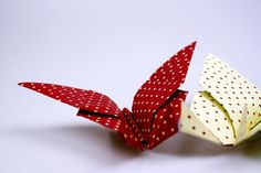 origami-butterfly-fold-2 -   # Origami Butterfly Easy, Origami Flowers Tutorial, Origami Lotus Flower, Origami Fish, Butterfly Crafts, Origami Toys, Money Origami, Fabric Origami, Paper Flowers