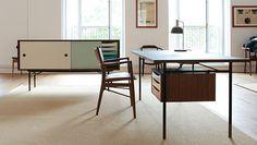 deens design finn juhl Nyhavn Table 46 Chair header