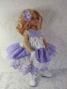 Little Darling Dress currently for sale on Facebook https://www.facebook.com/sally.channon Handmade in the UK by Salstuff