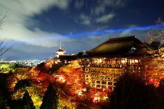 Kiyomizu-dera Eastern Kyoto