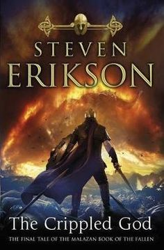 Buy The Crippled God (Malazan Book Of The Fallen (US Ed.) by Steven Erikson at Mighty Ape NZ. Steven Erikson fans couldn't be happier: The bow-tying final installment of his wildly praised Book of the Fallen series has arrived. Fantasy Authors, Fantasy Books, Steven Erikson, Fallen Series, Lost City, Fantasy Series, Queen, Play, I Love Books