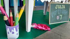 Tema da Festa: Pintando o Sete! | Guia Tudo Festa - Blog de Festas - dicas e ideias!