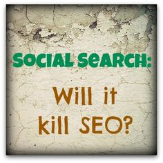 Fascinating discussion about the big changes coming in SEO. Authors and writers, take note.