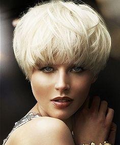 Globell Fashion Short Mushroom Haircut For Women | GlobezHair