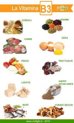 La vitamina B3 Healthy Nutrition, Healthy Life, Healthy Living, Food C, Good Food, Raw Food Recipes, Healthy Recipes, Clean Eating For Beginners, Natural Health