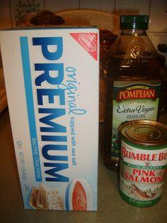 Canned Salmon | Mom's Secret Recipe