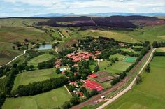 Michaelhouse, one of South Africa's most prestigious and elite private schools, offers a glimpse into life on the school campus, and the facilities cemented in… Private School, South Africa, The Good Place, Golf Courses, Amazing Places, Life, Board, Sign