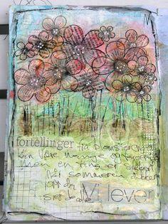 LINDABRUN: Fortellinger fra en blomstereng.