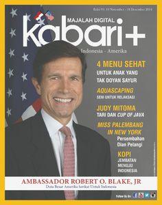 Kabari Digital Plus Vol 93 November - Desember 2014