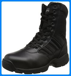 Magnum Classic Mid Boots Wildleder braun