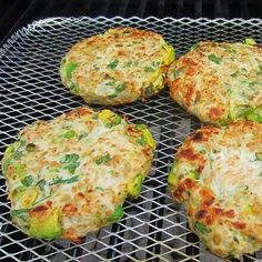 Avocado burgers