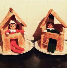 Low-cost elf housing. From allison_kipling.